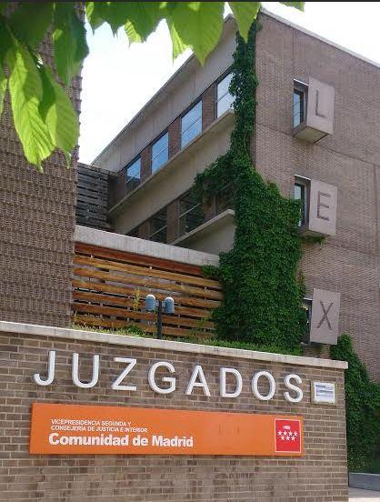 JUZGADOS ARGANDA